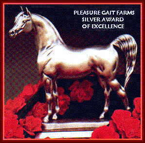 Pleasure Gait Farms Award